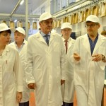 С работой птицефабрики в Кольцово ознакомился полпред