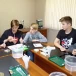 В Кольцово завершила работу Школа юных биологов