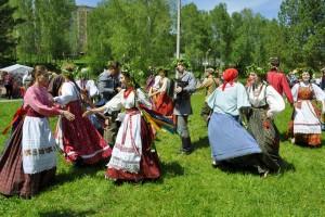 «Зеленые святки-2017» в Кольцово.