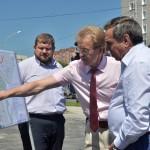 Проект безопасных дорог лучше всего реализуется сегодня в Кольцово