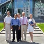 Визит в Кольцово нанес глава индийской ассоциации технопарков и бизнес-инкубаторов