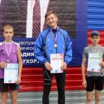 Кольцовские легкоатлеты вошли в число призеров областных стартов
