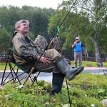 В парке Кольцово пройдет фестиваль семейной рыбалки