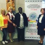 Союз женщин наукограда принял участие в международном конгрессе