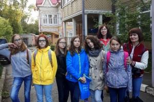 Участники проекта в Томске.