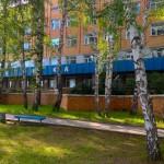 Прилегающую к поликлинике Кольцово территорию отреставрируют