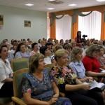 Августовская педконференция в Кольцово дала старт новому учебному году