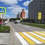 В Кольцово завершается реализация дорожного проекта