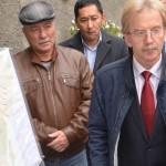 Приемочная комиссия по дорогам вновь посетила Кольцово