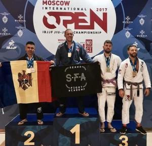 Никита Боков -- победитель Open Class международного чемпионата.