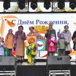 Шоу «Один плюс один» стало украшением Дня Кольцово