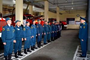 Спецпожарные Кольцово.