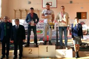 В категории ПОДА -- все победители из Кольцово.