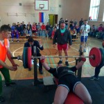 Силачи Кольцово победили в медальном зачете «Богатырской силушки»