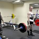 Кольцовский тяжелоатлет занял первое место на чемпионате НСО