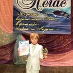 Кольцовец стал лауреатом конкурса чтецов в Искитиме
