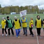 В Кольцово возродили конкурс «Спорт. Улыбка. Педагог»