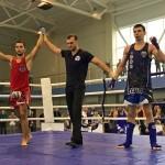Тайбоксеры Кольцово провели удачные бои на Кубке Новосибирска