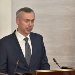 Врио губернатора НСО намерен приехать в Кольцово 26 октября