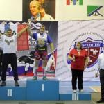 Кольцовские пауэрлифтеры не жалели сил на чемпионате России по жиму