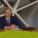 Врио губернатора НСО наградил мэра наукограда Кольцово