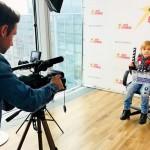 Школьник из Кольцово снимется с голливудскими звездами