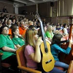 Фестиваль авторской песни «Кольцово-2017» принял более 30 клубов