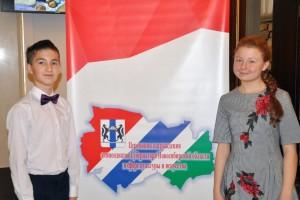 Семен Афонин и Елена Золотухина.