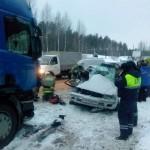 За три дня рядом с Кольцово произошло два смертельных ДТП