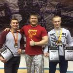 Атлеты из Кольцово стали призерами «Стальной арены-7»
