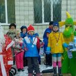 Кольцовцы преодолели дистанции в бассейне и на лыжне