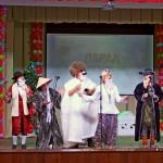 На областном параде Дедов Морозов случилось нашествие «дедов» из Кольцово