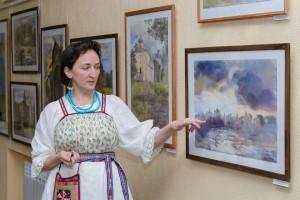 Оксана Понкратьева.