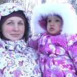 Видео. Рождественские гуляния в Кольцово