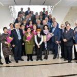 Директор культурно-досугового центра в Кольцово стала заслуженным работником культуры НСО