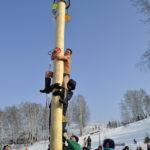 Через неделю Кольцово проводит зиму
