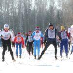 Представители Кольцово отличились в vip-забеге «Лыжни России»