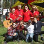 «Свечи» выступали и волонтерствовали на «АкБарде»