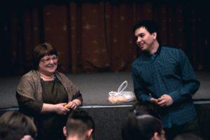 Людмила Патрушева (слева).