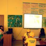Три школьных команды из Кольцово отличились на конкурсе «Безопасное колесо-2018»