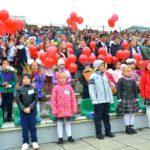 В Кольцово прошли праздничные линейки