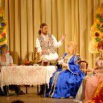 В День театра артисты Кольцово узнали о победе коллеги