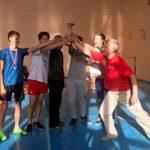 Пас Булата и битва либеро: в Кольцово разыграли Кубок по простынболу