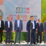 Событием года в Кольцово стало строительство школы