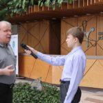 Видео. Юные журналисты «МедиаГорода» сняли первый ролик о Кольцово