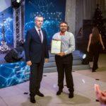 Лучшим волонтером наукограда стал кольцовец Николай Шишкин