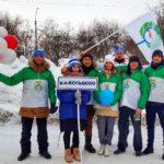 Кольцово успешно выступило на Зимних сельских спортивных играх