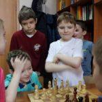 В Кольцово в шахматы сыграли по-семейному