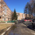 Общий двор двух домов в Новоборске приобретет новый облик