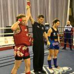 Чемпионкой России по тайскому боксу стала София Чеплеева из Кольцово